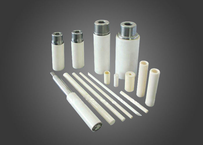 Ceramic metallization high pressure water plunger pump of alumina ceramic