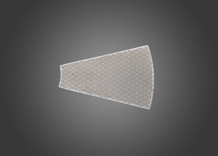 Alumina Cordierite Ceramic Heat Resistant Honeycomb Customized Filters
